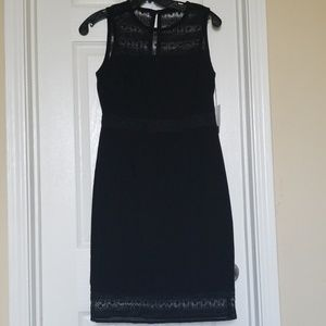 Muse black dress